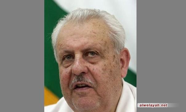 سفير فلسطين في طهران: تحرير فلسطين والصلاة في القدس، الأمنية الإمام الخميني