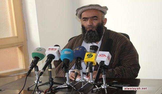 عالم سني: الإمام الخميني احد رواد التضامن في العالم الإسلامي