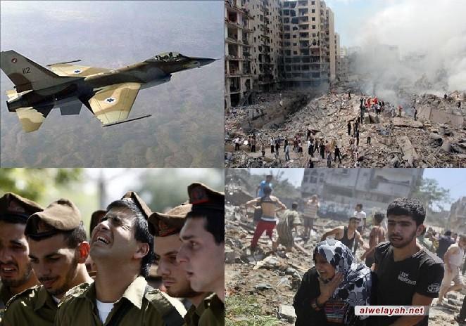 الإعتداء الصهيوني على لبنان؛ ق: 5.