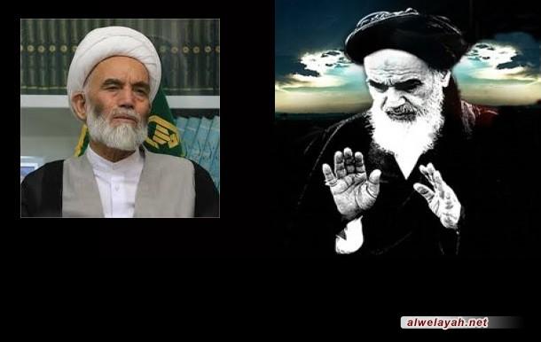 الشيخ محمدي: إنّ أبعاد شخصية الإمام الخميني تتضح أكثر على مر الزمان