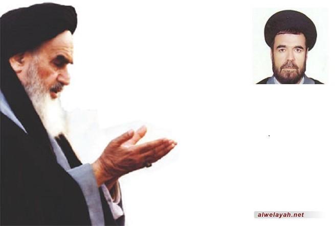 السيد محمد فخري: كلام الوحي، هو الملاك في تعامل الإمام الراحل مع التيارات المختلفة