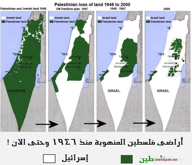 الحلقة الثانية: حقائق عن قضية فلسطين