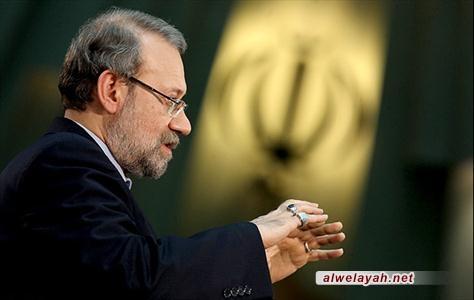 لاريجاني: نهضة الإمام الخميني في إيران تجلت أمواجها في العالم الإسلامي