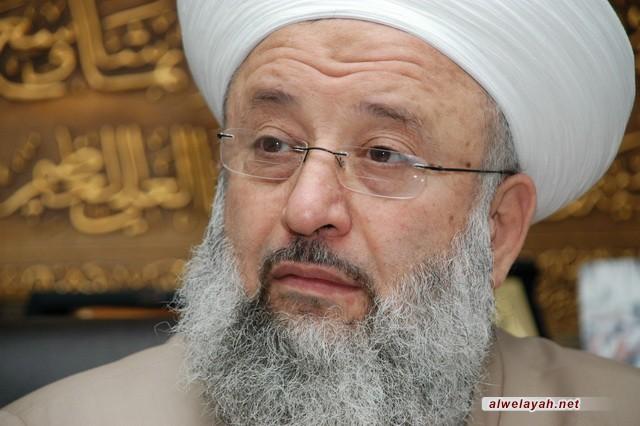 الشيخ ماهر حمود: الثورة الاسلامية استطاعت ان تحبط العديد من المؤامرات الأمريكية