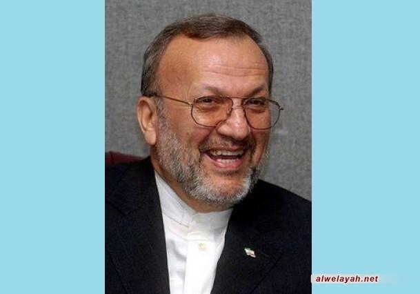 متكي: فن الإمام الخميني تمثل في تحقيق الاستقلال الحقيقي وتخليص البلاد من التبعية