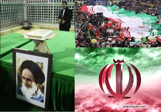 محمود أحمدي نجاد: شعبنا سيحّول يوم 11 شباط يوماً ليأس وإحباط أعداء إيران