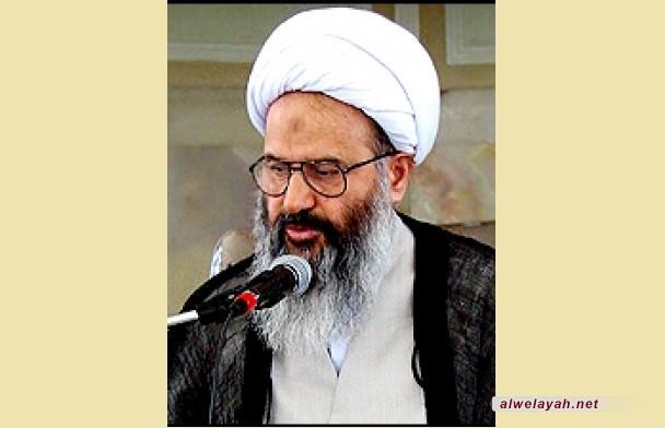 آية الله نمازي: كان لرجال الدين دور سباق في تأسيس الثورة الإسلامية