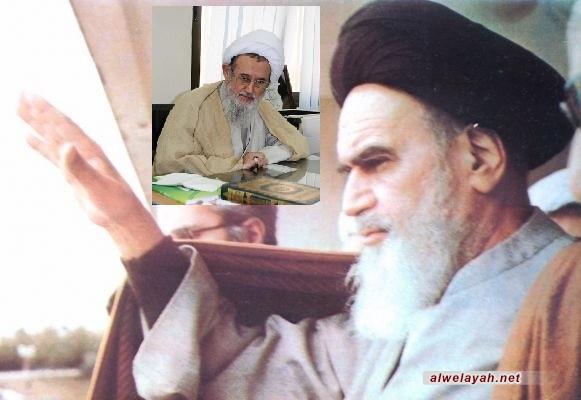 آية الله الطبرسي: الإمام الراحل أنهى عقوداً من الهجر للتعاليم الإسلامية الأصيلة