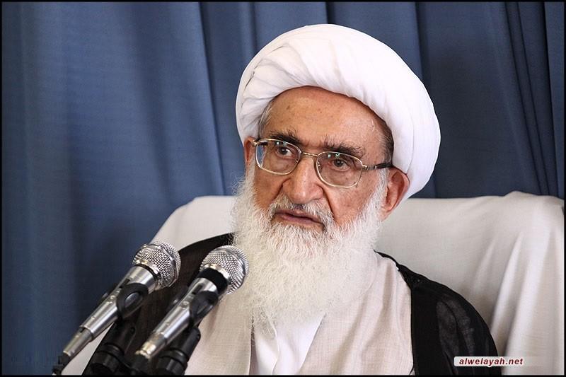 الثورة الإسلامية فريدة من نوعها ولا يصح قياسها إلى غيرها
