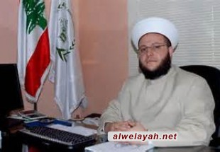رئيس الرابطة الإسلامية السنية في لبنان: رسالة السيد الخامنئي جاءت في ظروف خطيرة تمر بها الصحوة الإسلامية