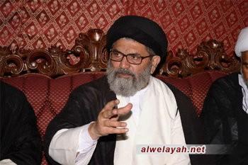 السيد ساجد على نقوي: الثورة الإسلامية قضت على التفرقة الطائفية