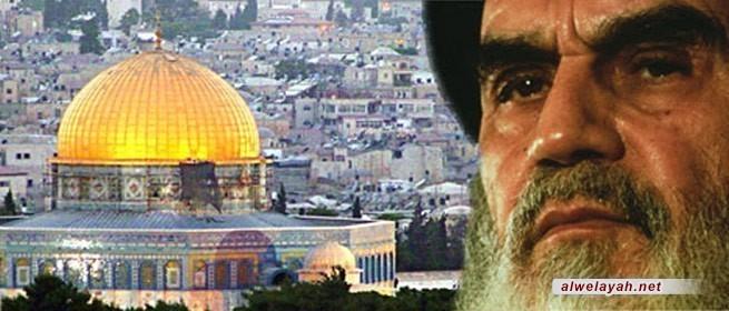 الإمام الخميني وإعلان يوم القدس العالمي