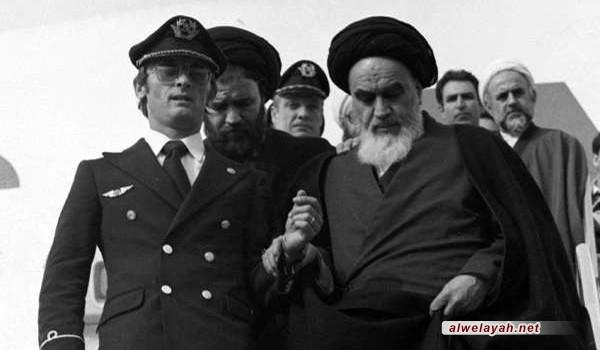 عودة الإمام الخميني وتأسيس أول جمهورية إسلامية