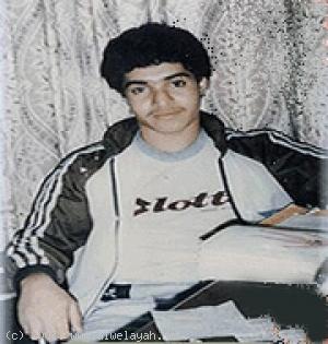 الشهيد خالد عبد الحميد العلق
