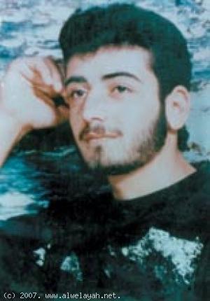 الشهيد المجاهد حسين محمد ملك (أبو جعفر)