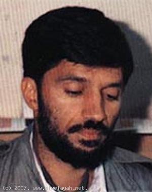 الشهيد الدكتور السيد محمد علي النقوي