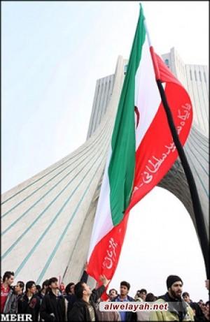 الثورة الإسلامية نور لا ينطفئ