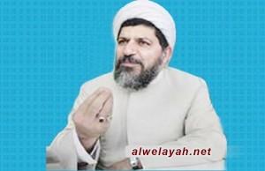 مقابلة مع الشيخ علي شيرازي مؤلف كتاب (شعاع من الشمس)