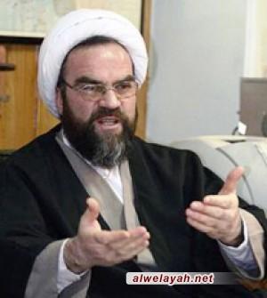 الشيخ غرويان: ينبغي إقامة سلسلة ندوات في الحوزة والجامعات للبحث حول أطروحة الفصل بين الإسلام وعلماء الدين