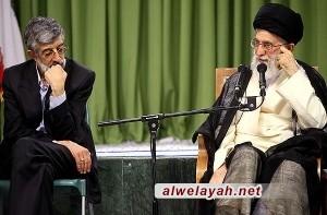حوار مع الدكتور حداد عادل حول ذكرياته عن سيرة ومواقف الإمام الخامنئي
