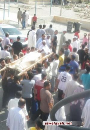 البحرين: استشهاد مواطن متأثراًَ بالغازات الدخانية