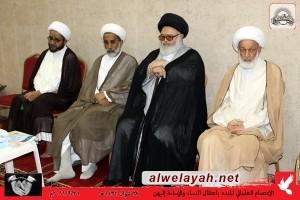 علماء الدين في البحرين يقيمون اعتصامًا تضامنيًّا مع المعتقلات