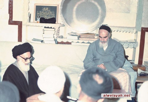 بيان الإمام الخميني بمناسبة استشهاد شهيد المحراب آية الله السيد عبد الحسين دستغيب
