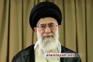قائد الثورة الإسلامية يستقبل الرئيس الإيراني المنتخب