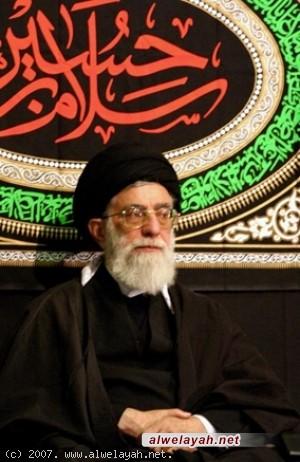 الإمام الحسين(عليه السلام) في كلمات الإمام القائد الخامنئي(دام ظله)
