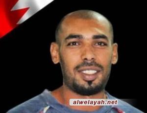 استشهاد المواطن البحريني احمد عبد النبي متأثرا بالغازات السامة التي تتعمد قوات النظام إلقاءها وسط الأحياء السكنية