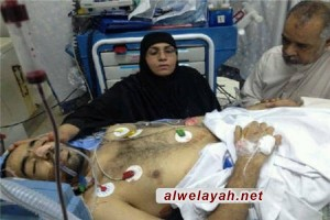 استشهاد الشاب البحريني احمد إسماعيل برصاص قوات النظام