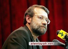 لاريجاني: الإصرار على المبادئ رمز خلود الثورة