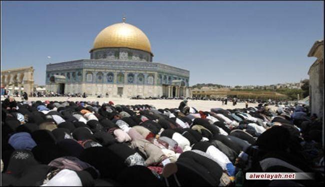 الشيخ ماهر حمود: يوم القدس العالمي يحول دون تهميش فلسطين