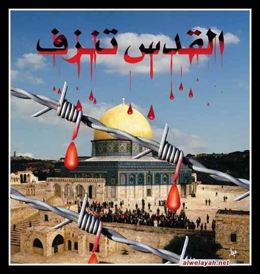 رئيس لجنة الأوقاف والشؤون الدينية في البرلمان العراقي: يوم القدس هو وحدة المسلمين للدفاع عن حقوقهم المسلوبة والمستباحة