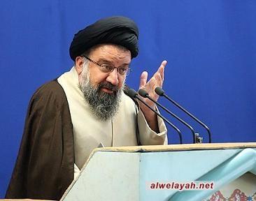 السيد أحمد خاتمي: ضرورة استخلاص العبر من واقعة عاشوراء