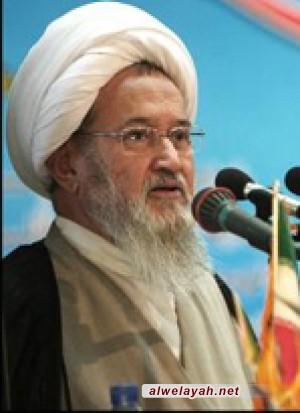 آية الله طبرسي: الغدير يوم تجلي العناية الإلهية في المجتمع البشري