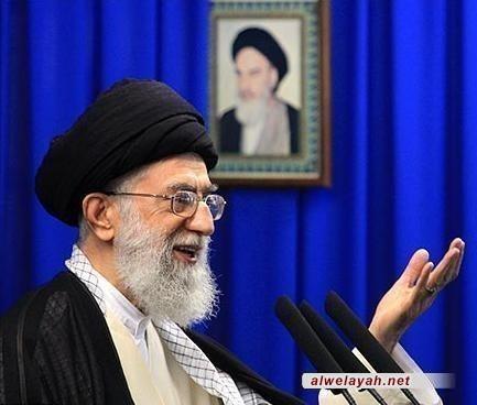 الإمام الخامنئي (حفظه الله): الغدير وسيلة للتآلف والتآخي بين المسلمين