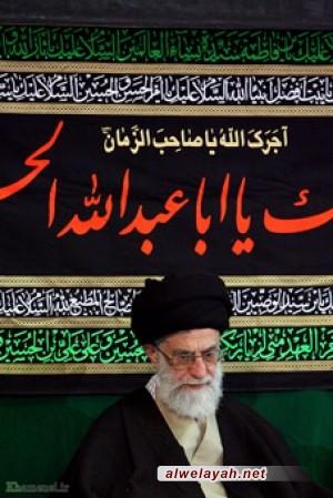 من فكر الإمام الخامنئي: البعد المعنوي في شخصية الإمام الحسين (ع)
