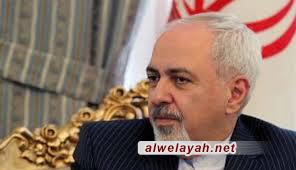 ظريف: توجيهات سماحة الإمام القائد حول المفاوضات النووية تشكل الخط الأحمر