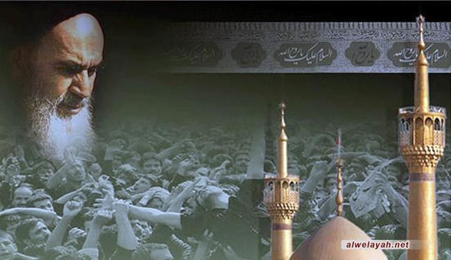 إيران تحيي الذكرى السنوية لرحيل الإمام الخميني