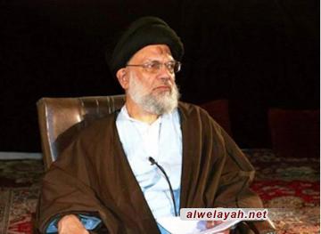 المرجع الديني السيد الحائري يصدر بيانا ويشجب الجريمة الشنيعة لآل السعود في إعدام الشيخ النمر