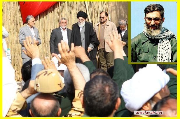 الجميع يستلهمون المعنويات برؤيته (نظرة إجمالية إلى دور قائد الثورة الإسلامية في سنوات الدفاع المقدس)