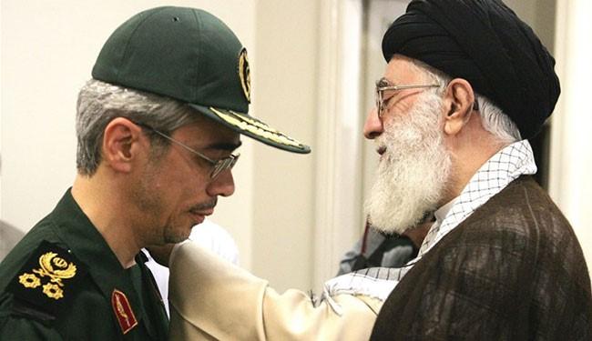 قائد الثورة الإسلامية يعين اللواء باقري رئيسا لهيئة أركان القوات المسلحة