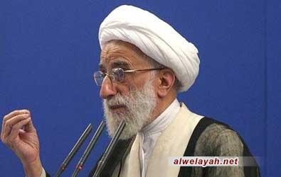 آية الله جنتي: رسالة القائد للشباب الغربي جاءت بعد ضعف ردود الفعل الإسلامية الرسمية على الإساءة للرسول