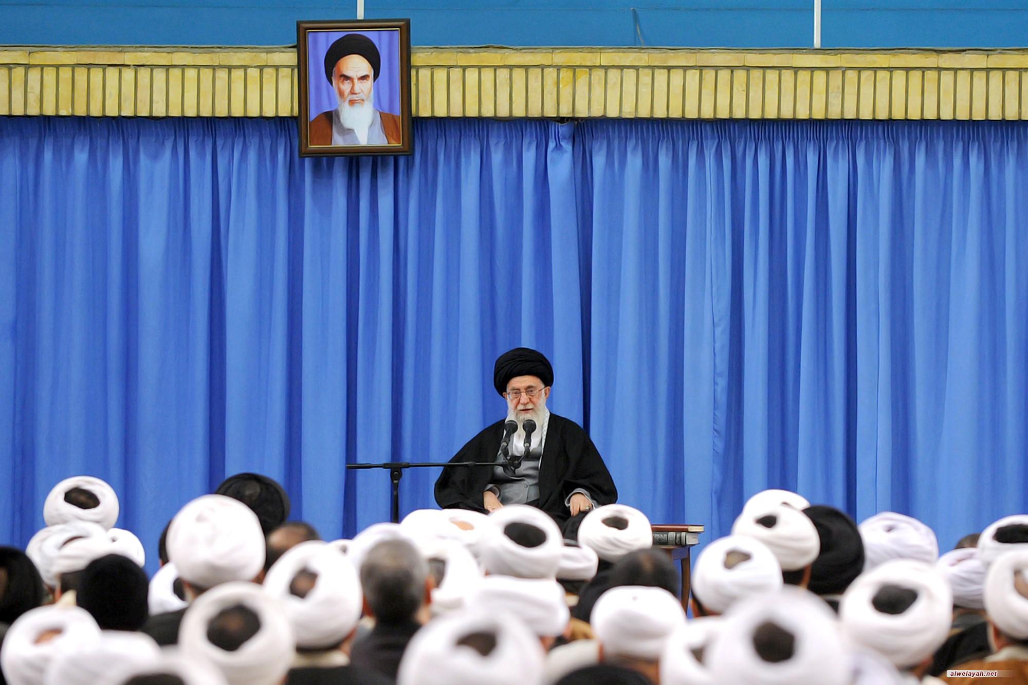 الإمام الخامنئي: الانتقام الإلهي سيطال الساسة السعوديين