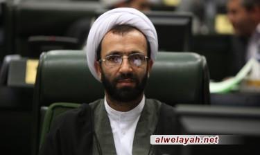 برلماني إيراني: قائد الثورة الإسلامية يعتبر ثقافة العنف في الغرب من جذور مشاکل البشر