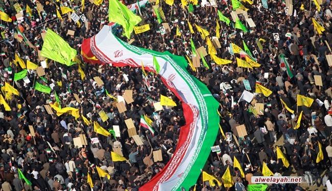 المطران توماس ميرم: ثمار الثورة الإسلامية تتجلى في وحدة الشعب الإيراني