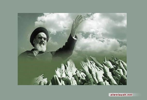 حول الثورة الإسلامية في إيران..