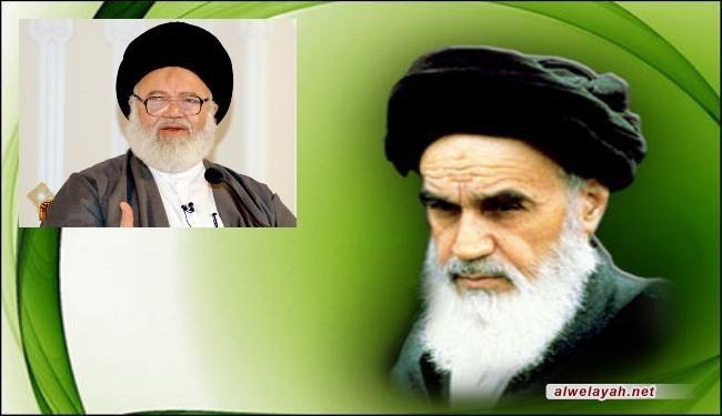العلاّمة الغريفي: في ذكرى رحيل الإمام الخميني رضوان الله عليه