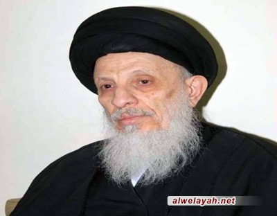 المرجع الحكيم يستنكر إعدام الشيخ النمر واتهامه بالإرهاب